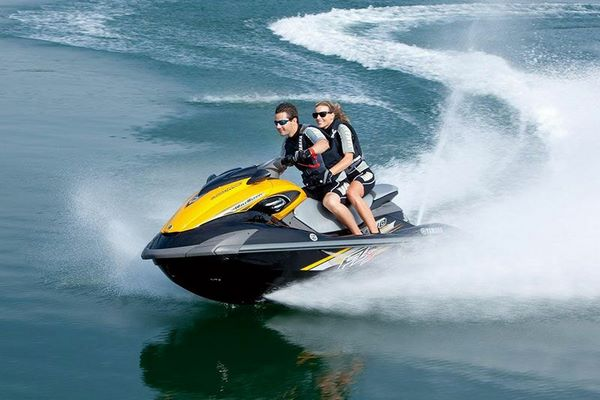 Jetski safari tour on Koh Samui