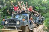 Jungle Safari on military jeep thumb 1